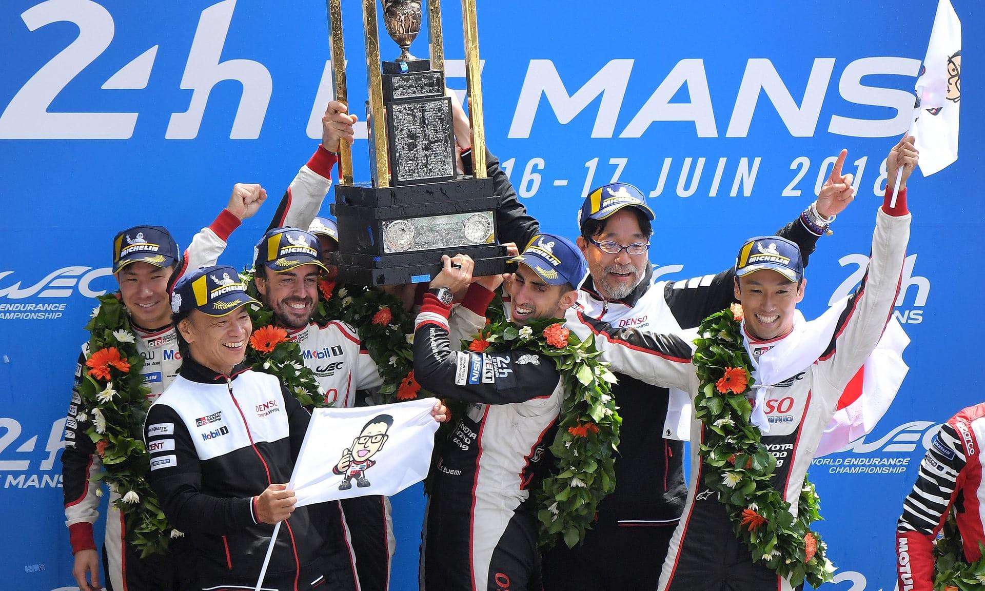 Toyota konačno osvojila Le Man