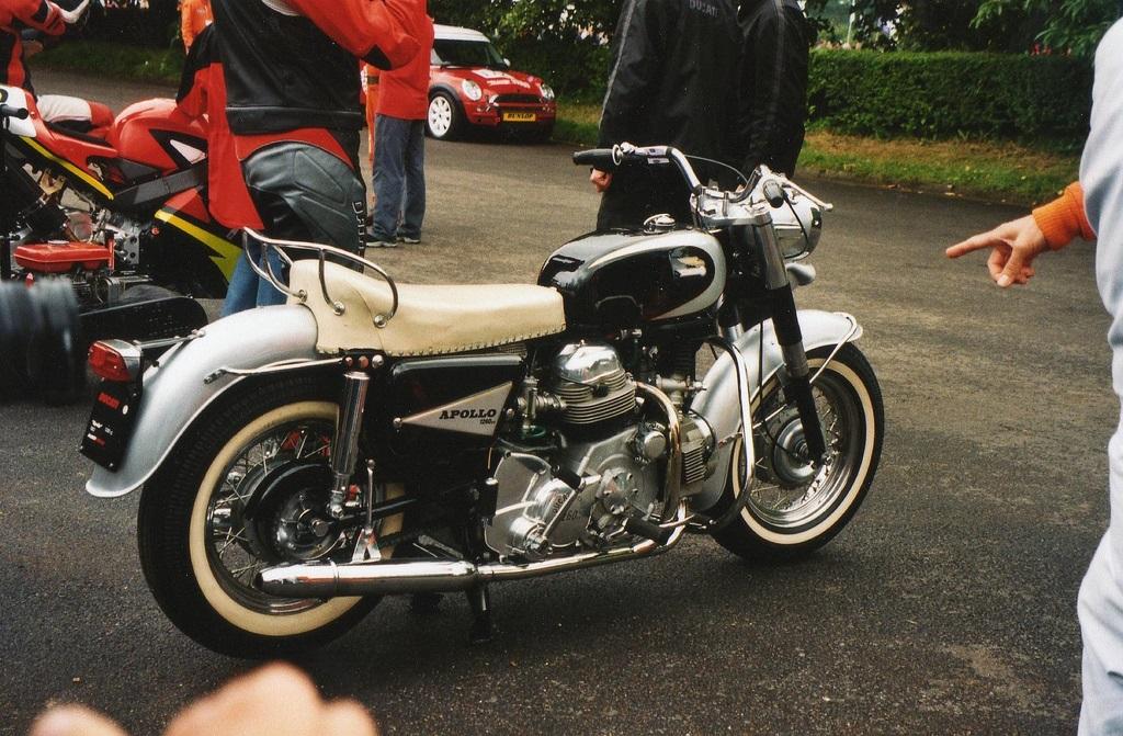 Zanimljivost dana: Ducati Apollo – ubica Harley Davidsona
