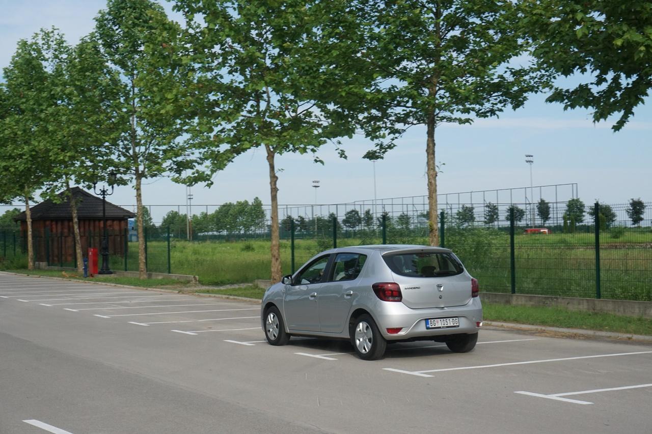 Dacia Sandero najkupovaniji automobil od strane fizičkih lica iz Evrope