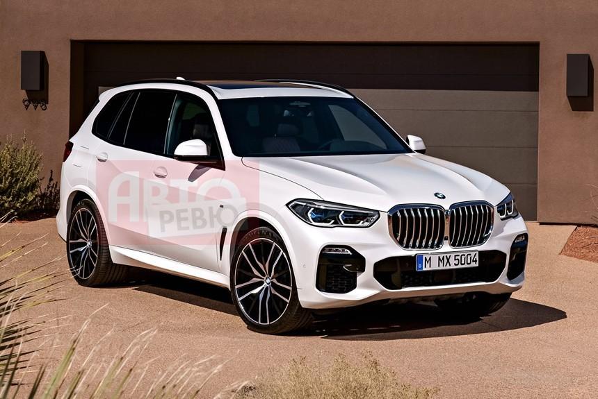 Novi BMW X5?