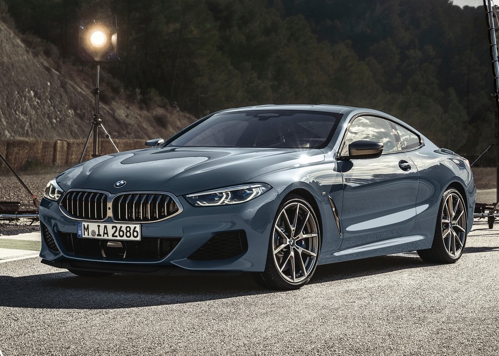 BMW serije 8 (2019.)