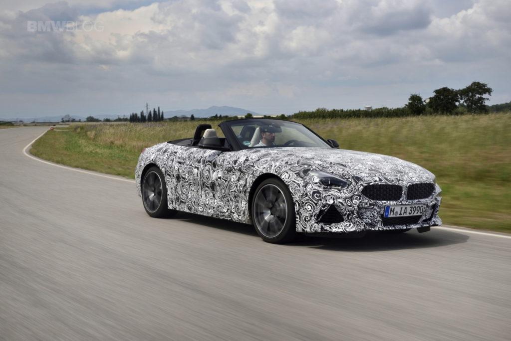 BMW Z4, a verovatno i Toyotu Supra će proizvoditi Magna Steyr
