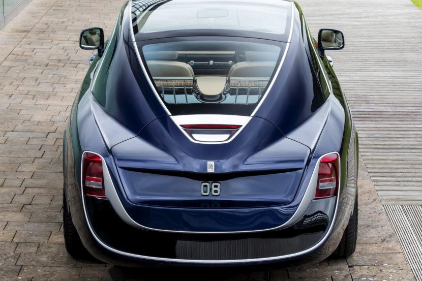"BMW podneo zahtev za zaštitu naziva ""Boat Tail"""