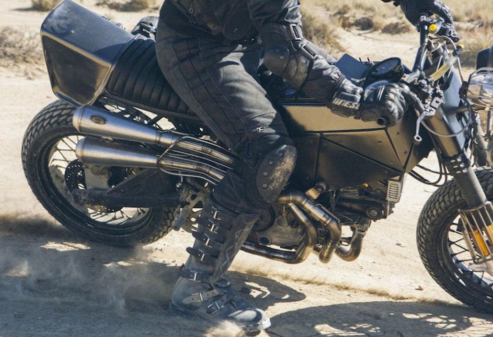 Zašto motociklisti treba da nose odgovarajuće pantalone? (video)