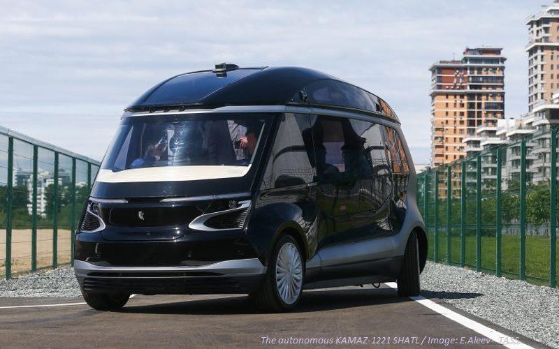 Kamaz prikazao prvi čisto električni autobus opremljen tehnologijom autonomne vožnje
