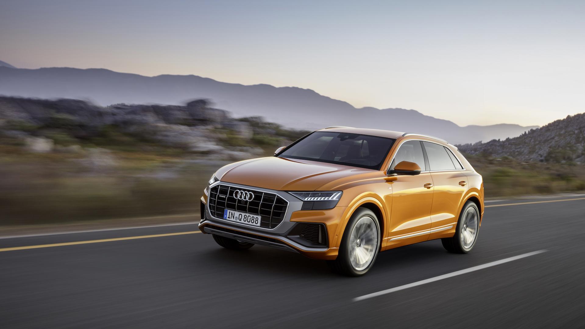 Nova uzdanica – Audi Q8 (2019.)