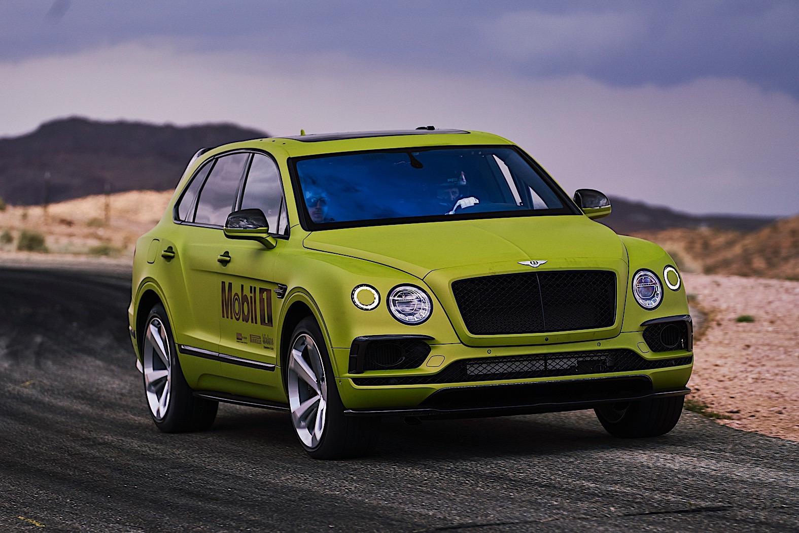 Bentley sprema električni automobil?