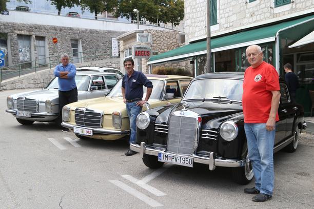 Zanimljivost dana: Hrvatsko selo rekorder po broju Mercedesa