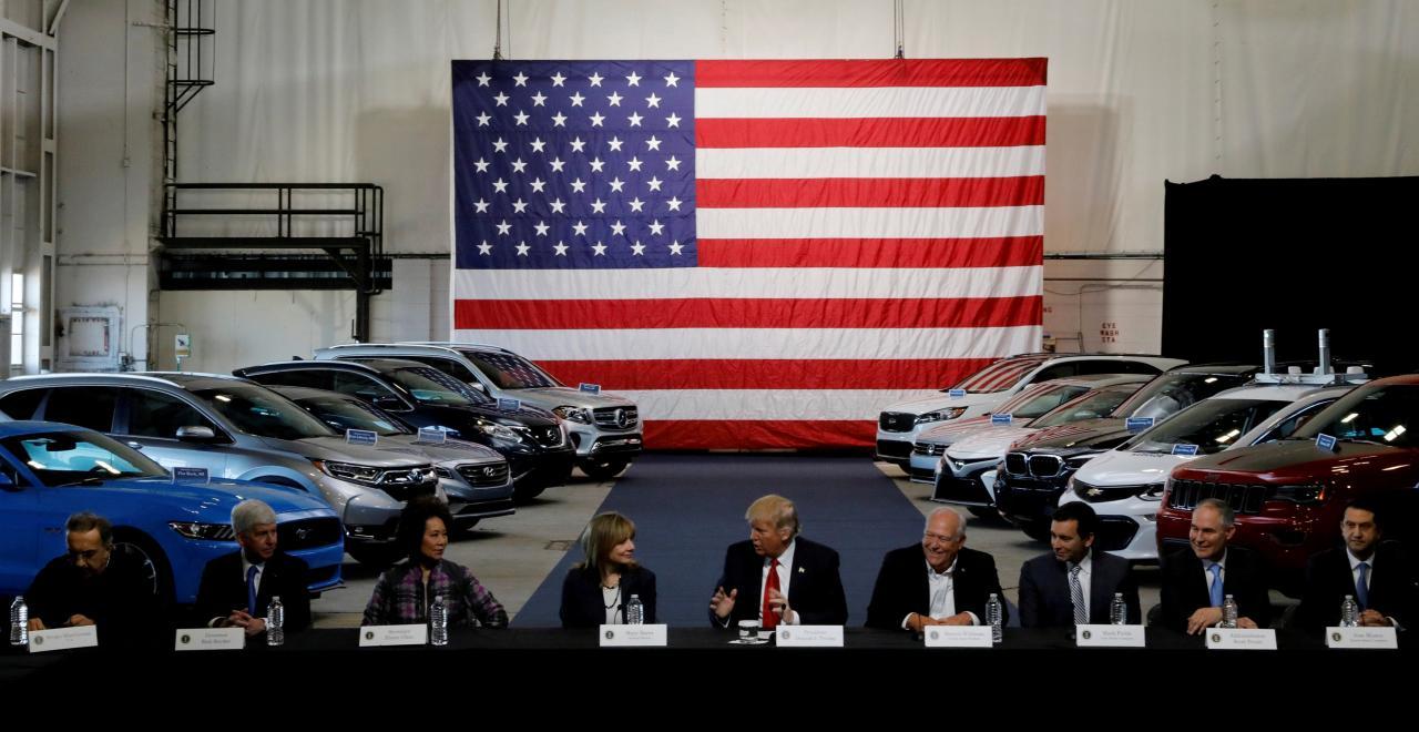 Upozorenja globalnih proizvođača automobila na pogubnost Trampove politike