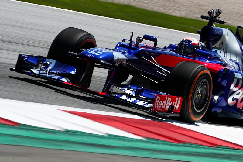 Mark Markez testirao bolid Red Bulla