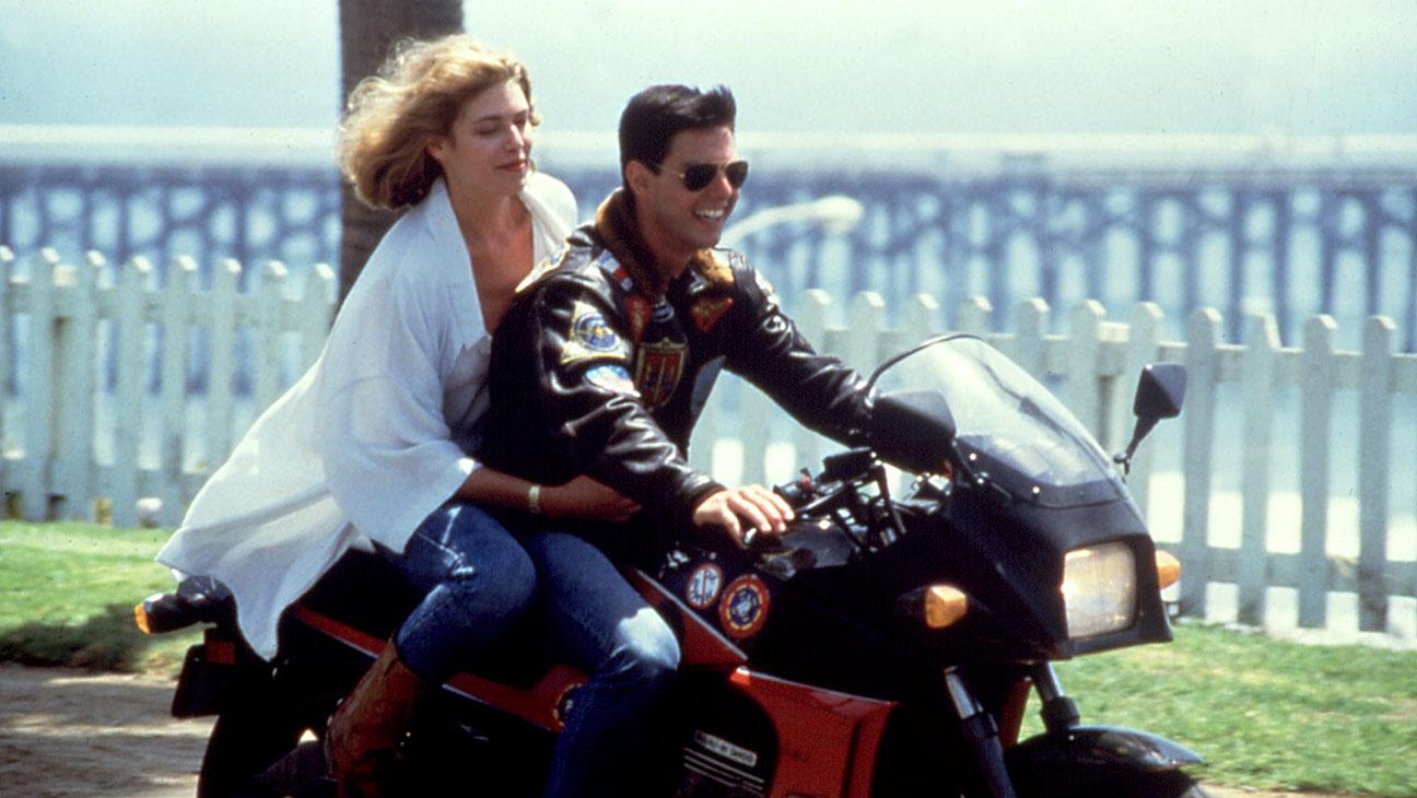 """Tom Kruz u filmu """"Top Gun 2"""" ponovo na Kawasakijevom motociklu"""