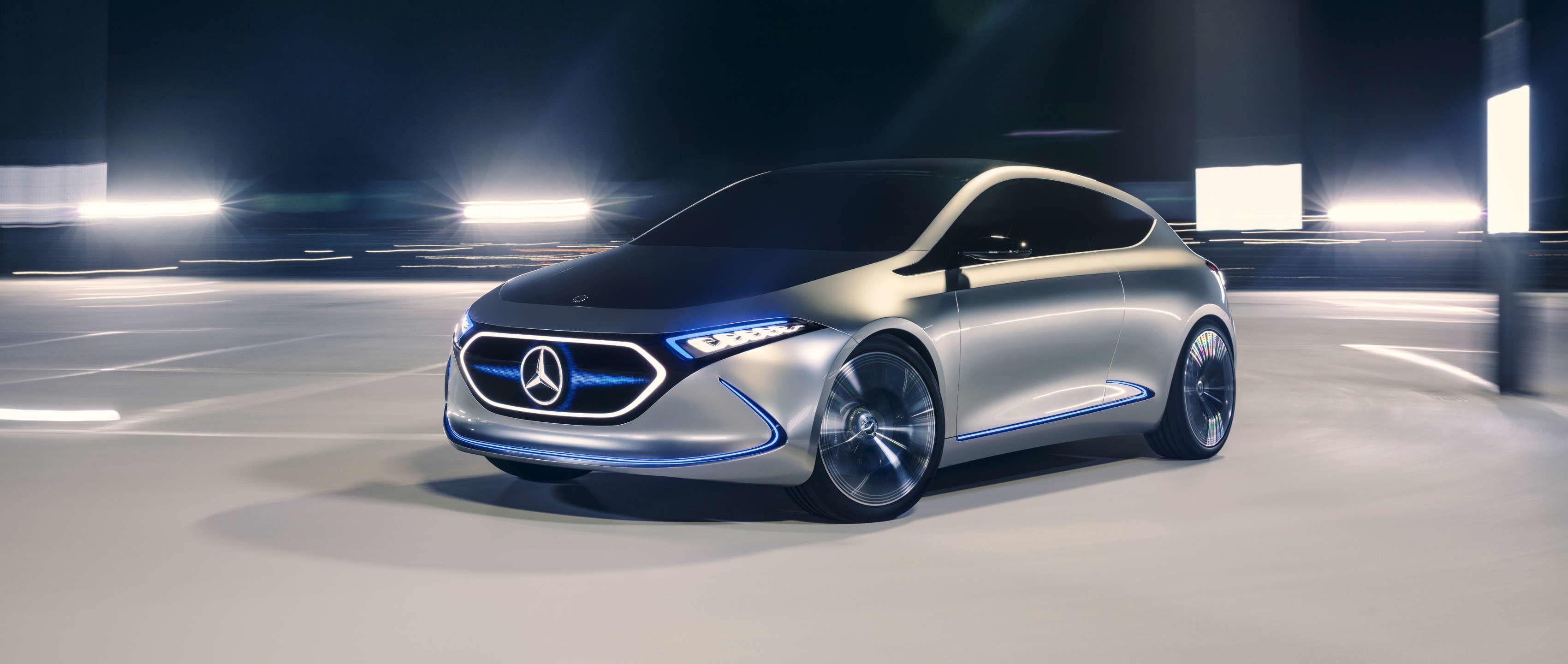 Mercedes-Benz u segmentu ispod A klase u 2022. godini?