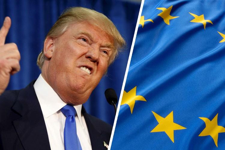 Tramp ponovo zapretio Evropljanima