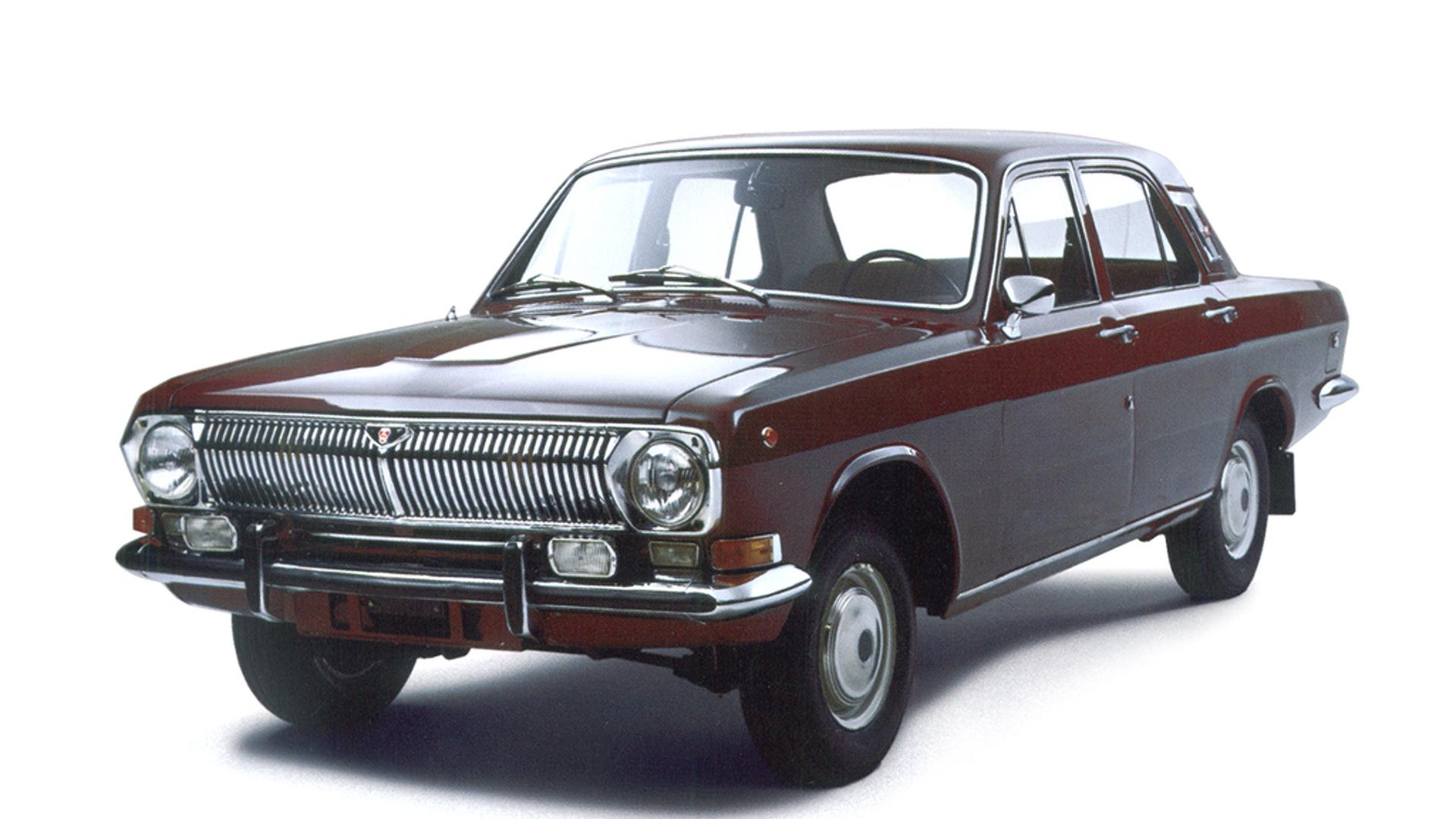 GAZ Volga – sinonim za istočnu limuzinu