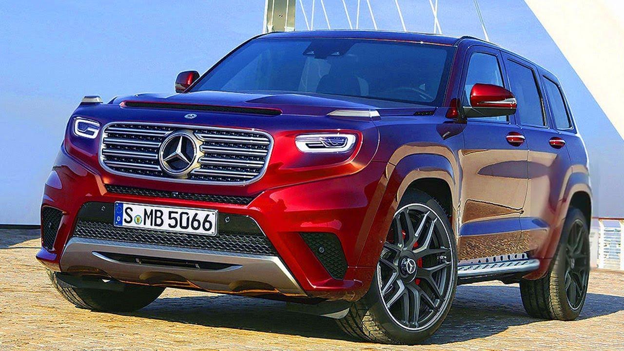 Mercedes sprema GLG model – rivala Range Rover Sporta?