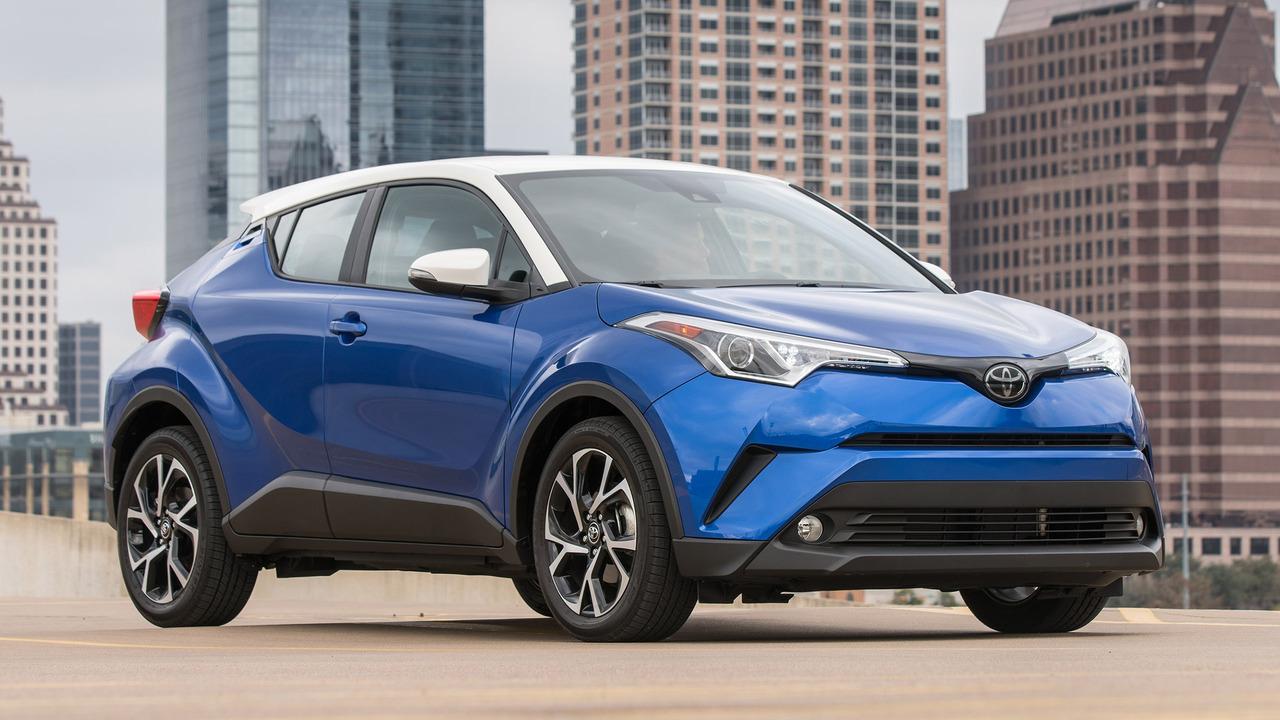 Toyota C-HR zamalo sa maksimalnim ocenama na testovima bezbednosti u SAD