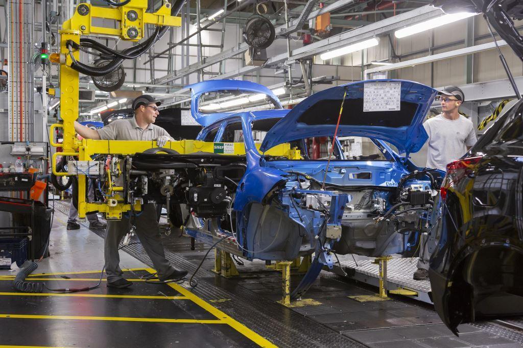 Nissanova fabrika u Sanderlendu proizvela je milioniti Juke