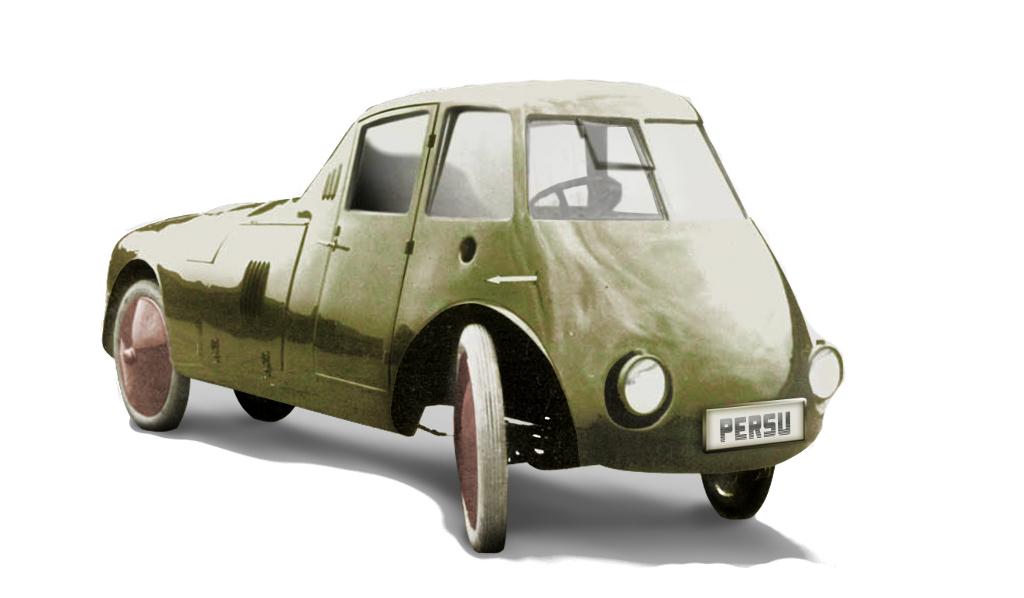 Zanimljivost dana: Prvi aerodinamični automobil je stigao iz Rumunije
