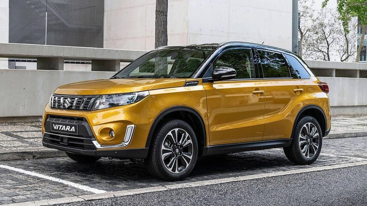"Suzuki Vitara bila na ""operaciji nosa"" i dobila nove motore"