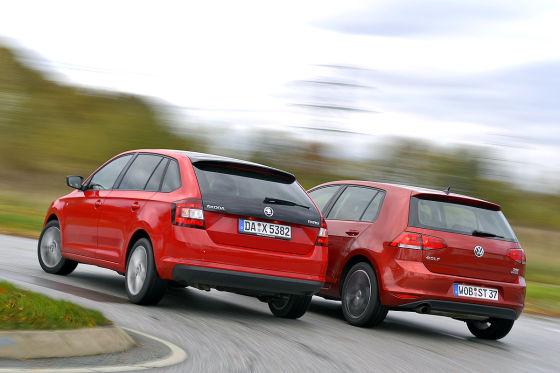 """VW će prodavati novi Golf po premijum cenama, Škoda Rapid """"spasilac"""""""