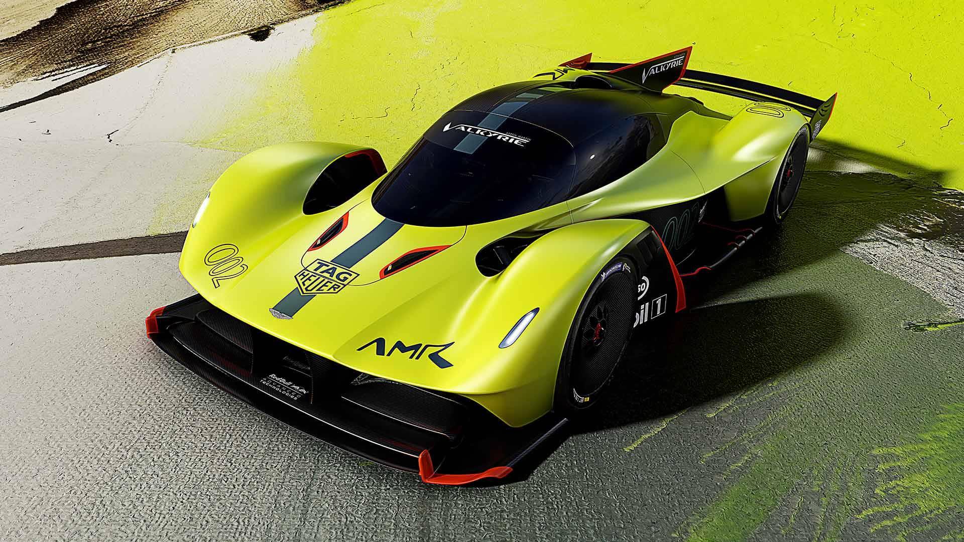 Da li Aston Martin Valkyrie može da sruši Porscheov rekord na Nirburgringu?
