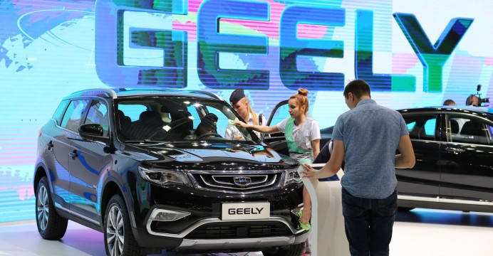 Da li Geely može da dostigne Volkswagen? (I deo)
