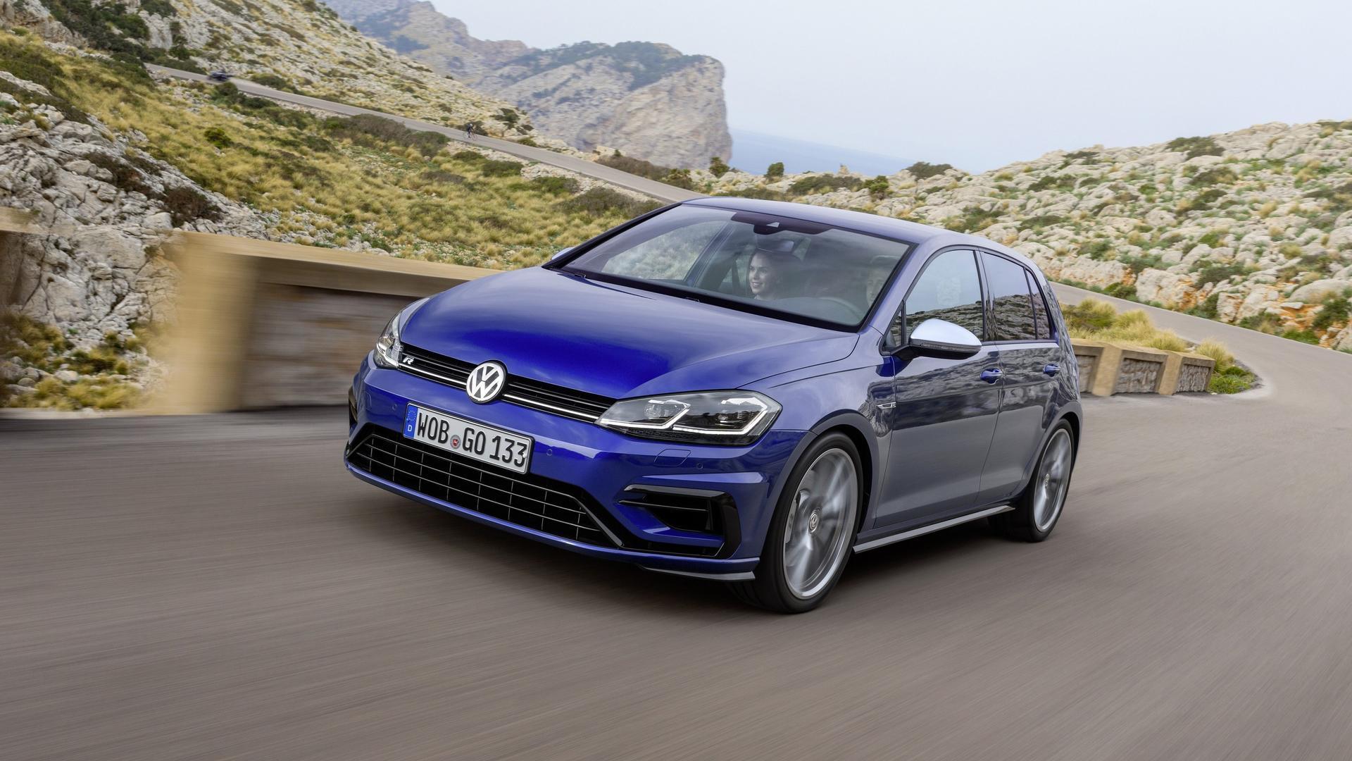 Volkswagen Golf R nova žrtva WLTP-a