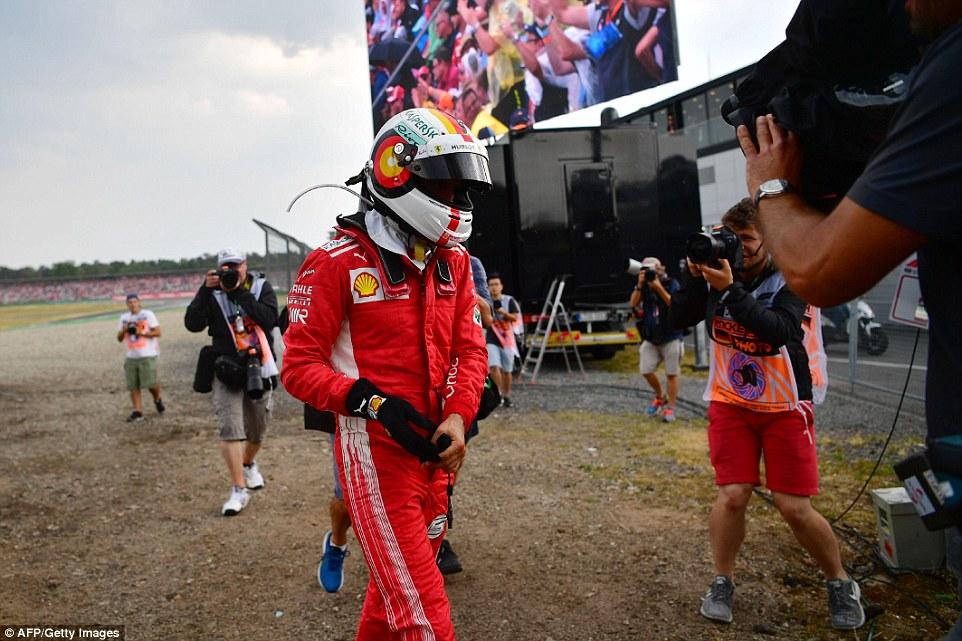 Ferrari poklonio pobedu Mercedesu