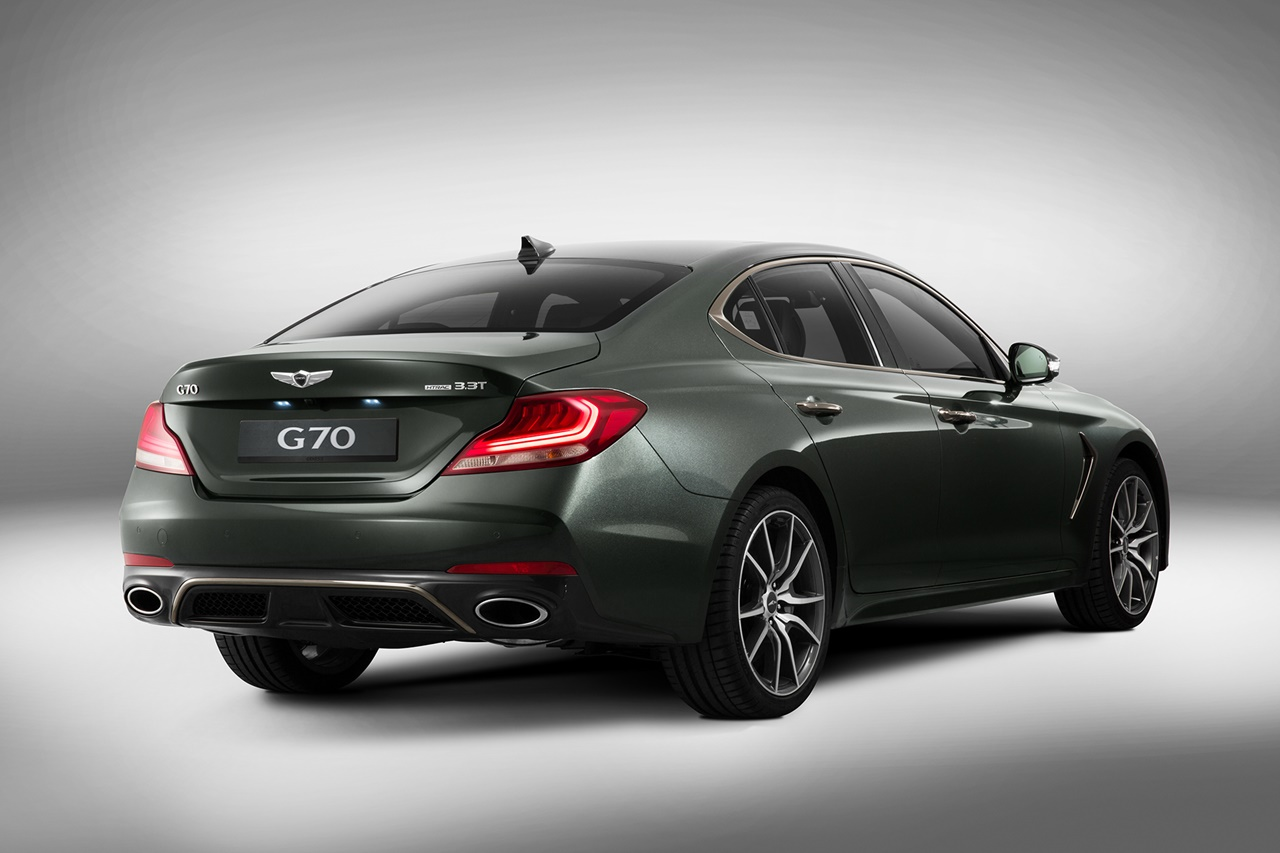 Studija pokazala da je Genesis privlačniji kupcima od Porschea, BMW-a, Mercedesa