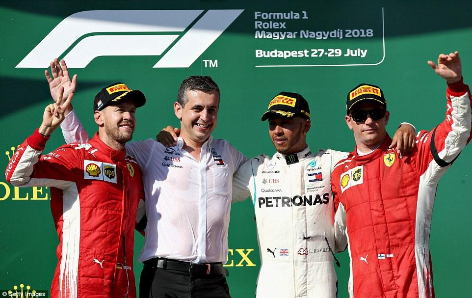 Hamilton najbrži u Mađarskoj