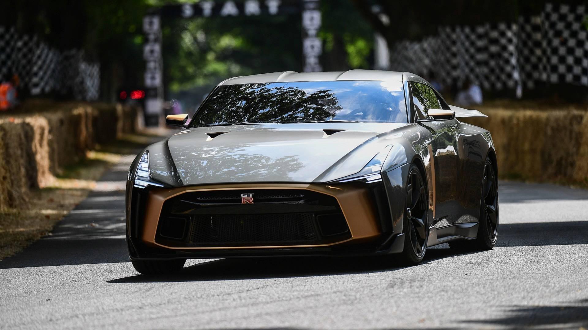 Kako su Nissan i Italdesign izrodili GT-R50 (VIDEO I GALERIJA)