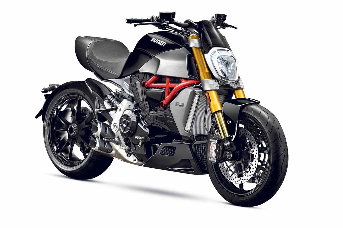 Ducati spremio Diavel 1260 S