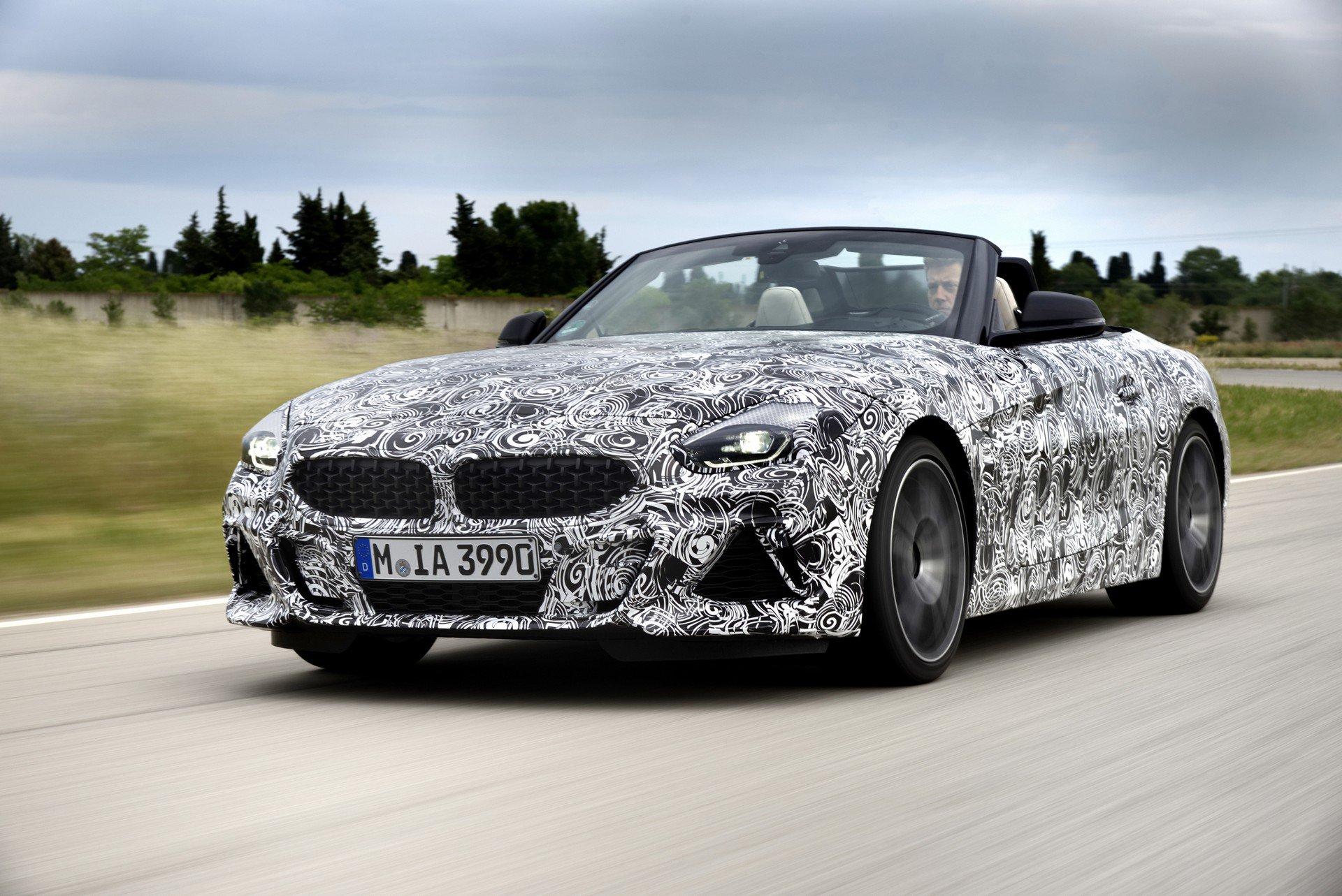 BMW: Nema zahteva za M varijantom novog Z4