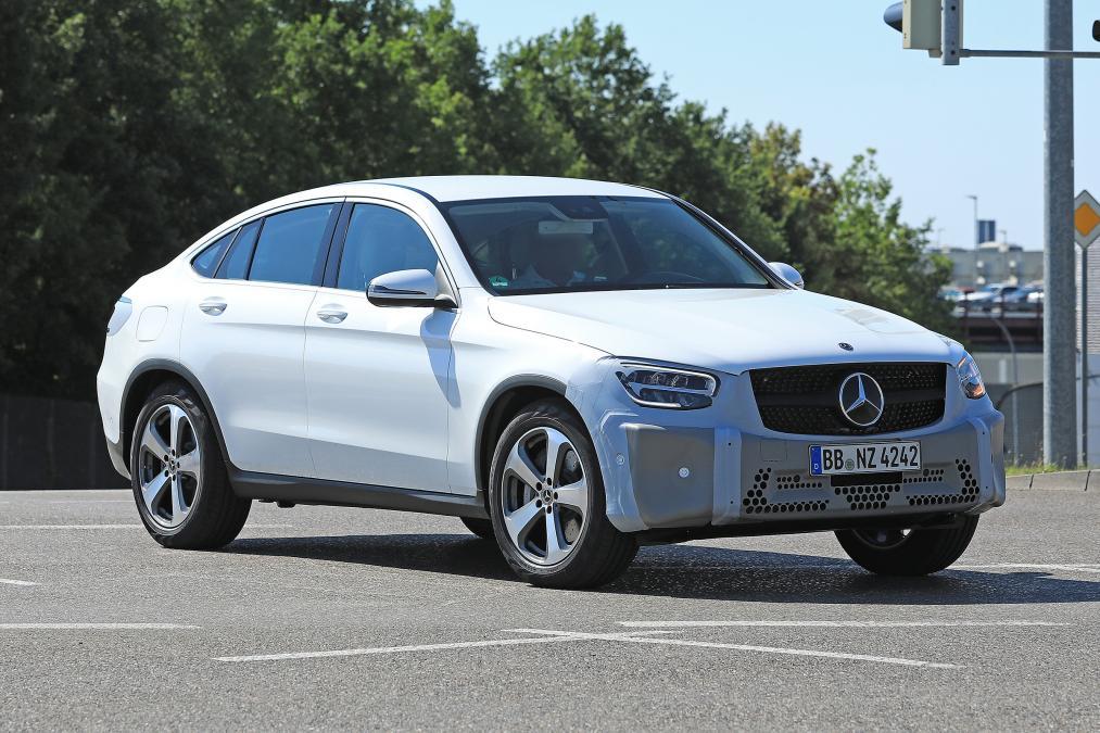 Sledeće godine stižu Mercedesovi restilizovani krosoveri GLC, GLC Coupe i novi GLE i GLE Coupe
