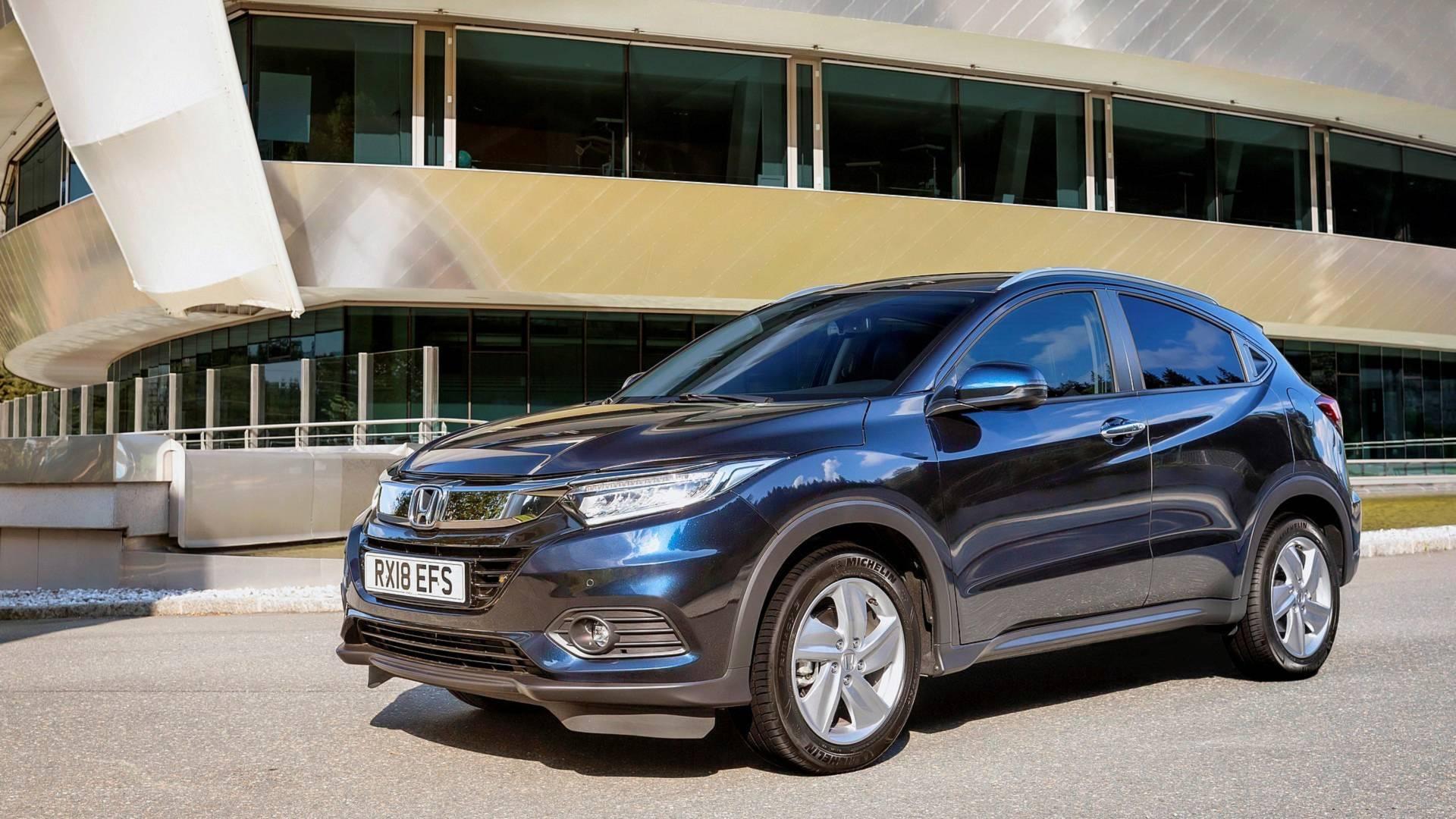 Restilizovana Honda HR-V sa 1,5-litarskim turbo benzincem i turbo dizelom