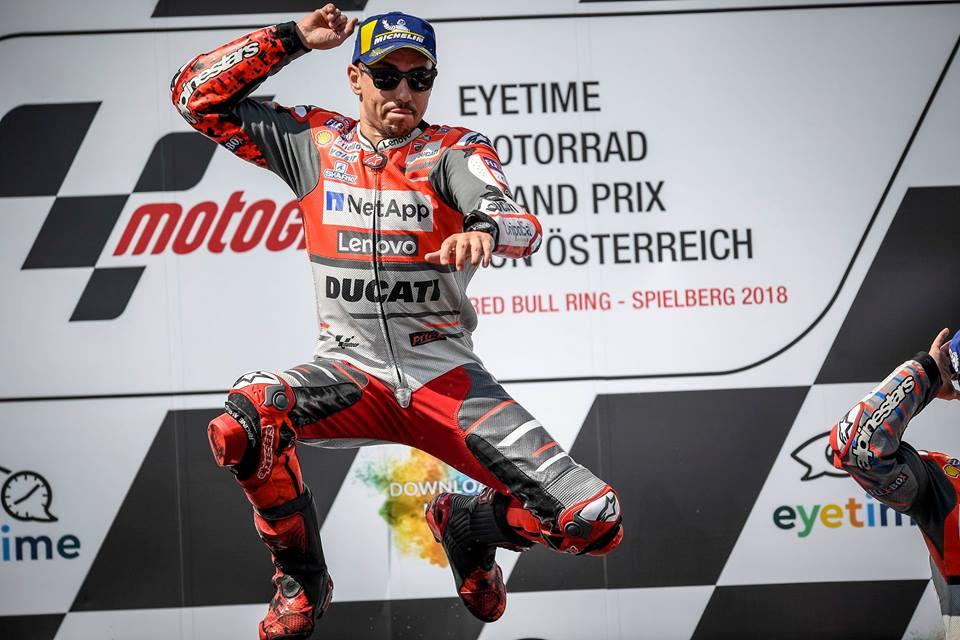 Triler završnica na Red Bull Ringu – trijumf Lorenca (TABELE i FOTO)