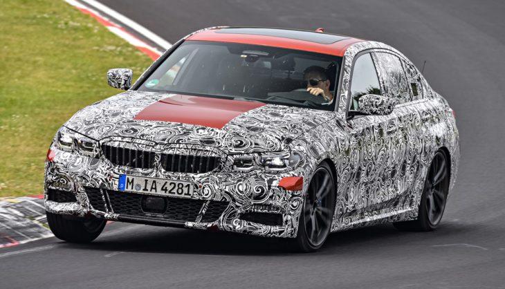 BMW serije 3 G20 sa najsnažnijim četvorocilindrašem ikada (VIDEO)