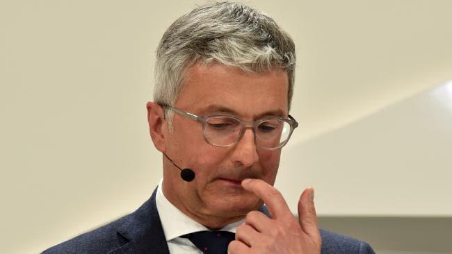 Bivši šef marke Audi ostaje u zatvoru