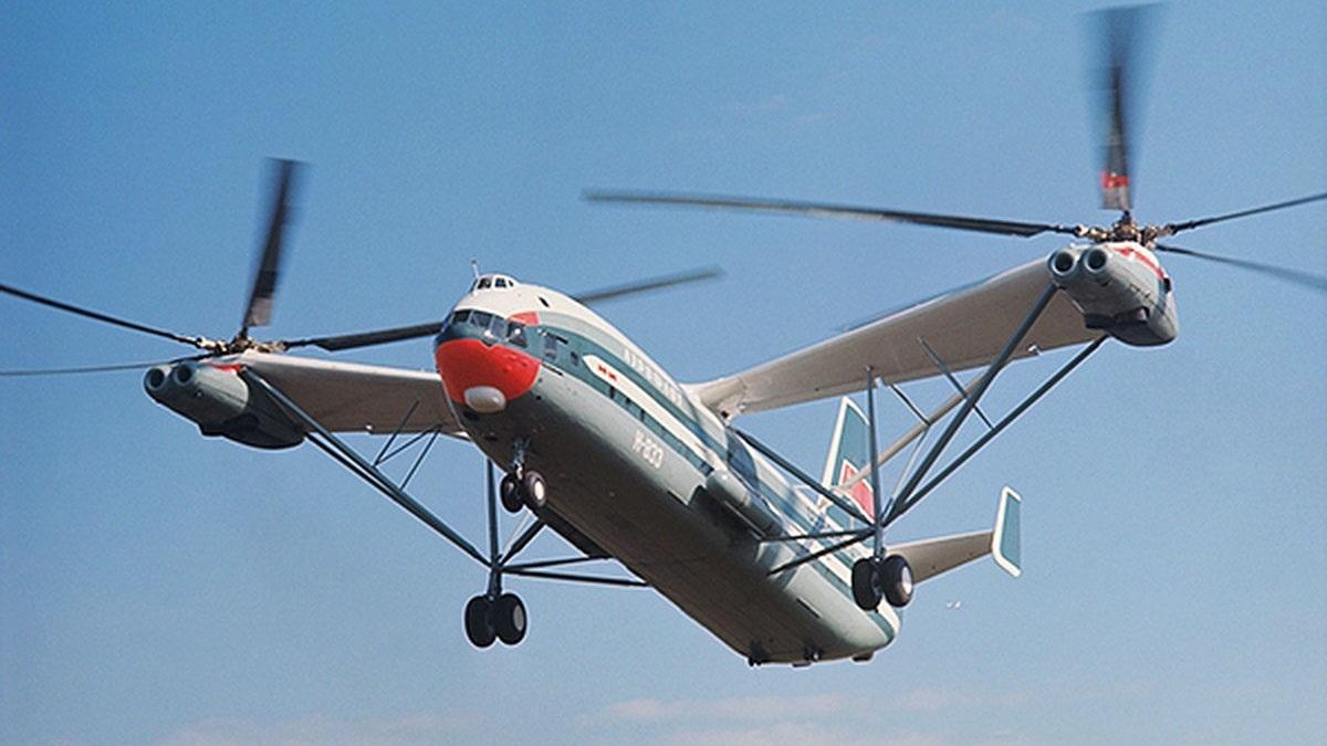 Zanimljivost dana: Najveći helikopter ikada proizveden