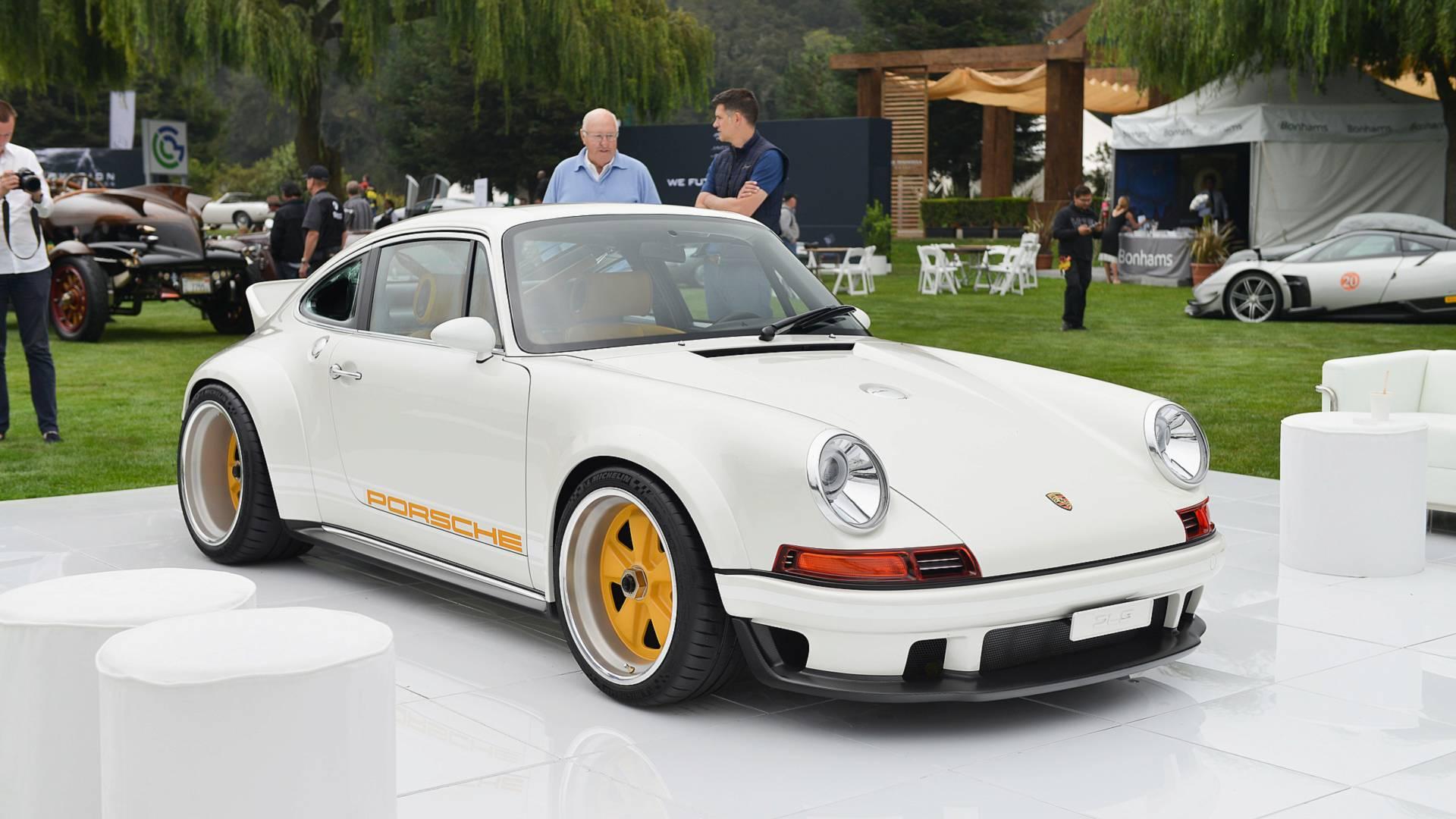 Remek delo – Singer-Williams 911 DLS (GALERIJA)