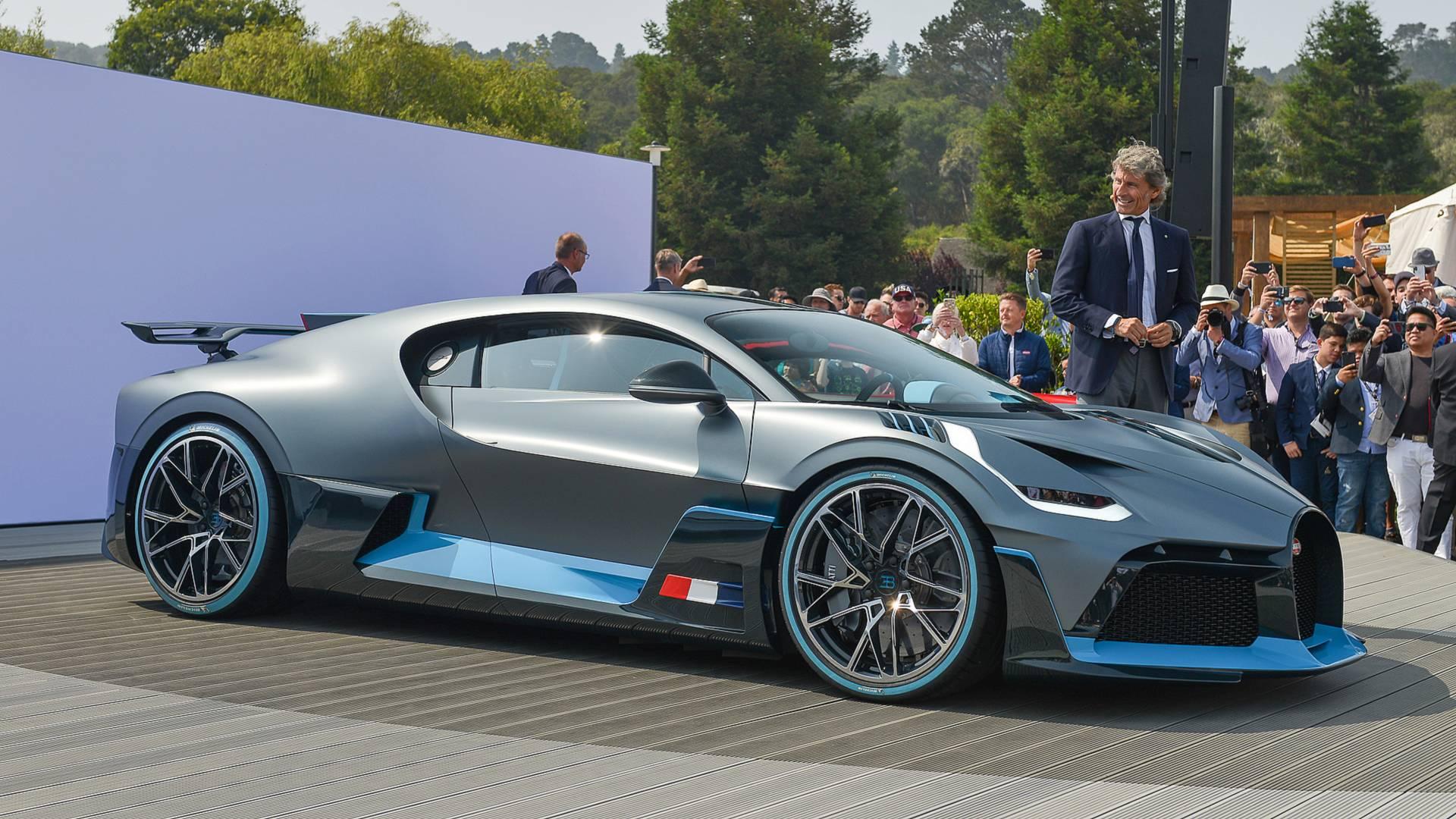 Bugatti Divo – 5 stavki koje ga čine ekstremno fascinantnim
