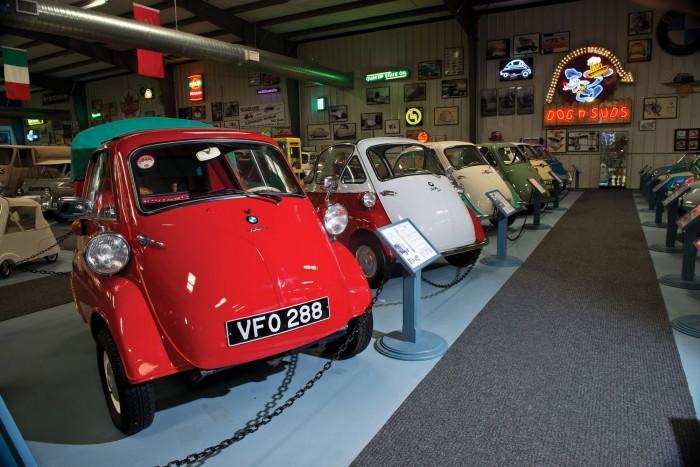 Zanimljivost dana: Najveći muzej mikro automobila se nalazio u Americi