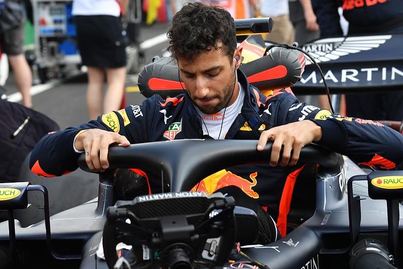 Danijel Rikijardo napušta Red Bull