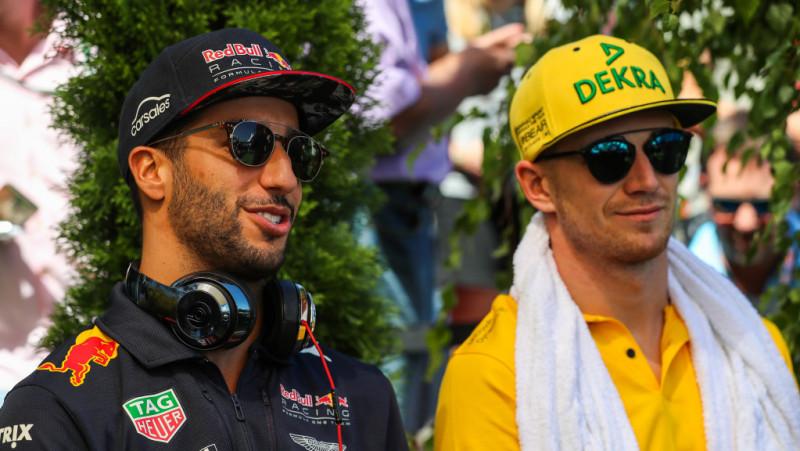 Danijel Rikijardo u Renaultu!