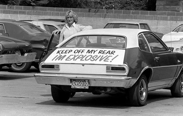 Zanimljivost dana: Grimšou protiv Forda