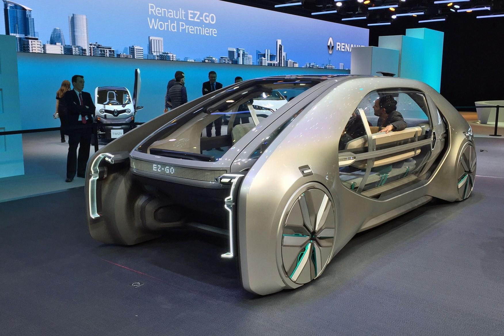 """Francuska uvodi na puteve """"visokoautomatizovana vozila"""" do 2022."""