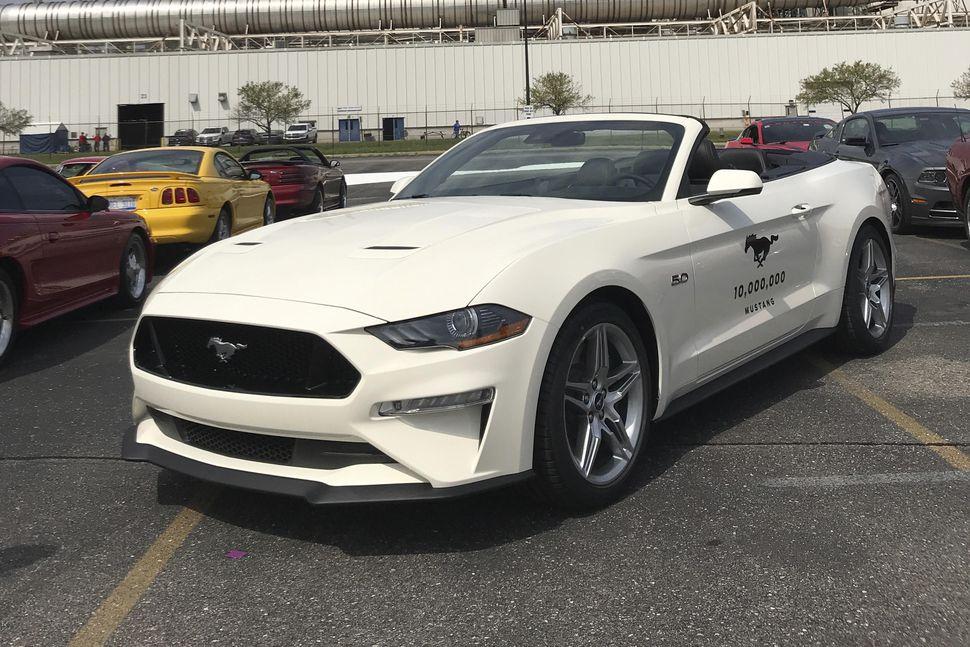 10 Ford Mustang koncepata koji su doveli do 10.000.000. modela