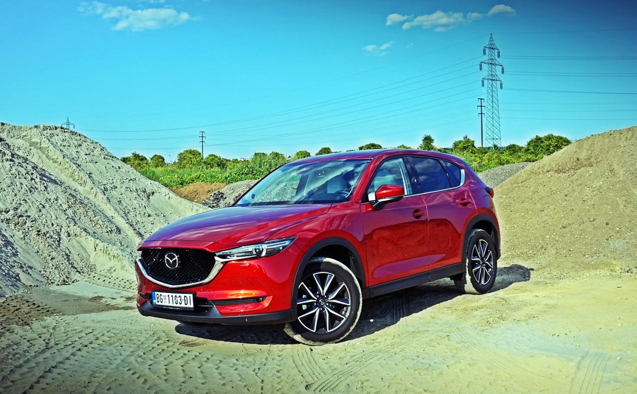 Mazda odbacila optužbe zbog navodnog varanja u vezi sa potrošnjom goriva