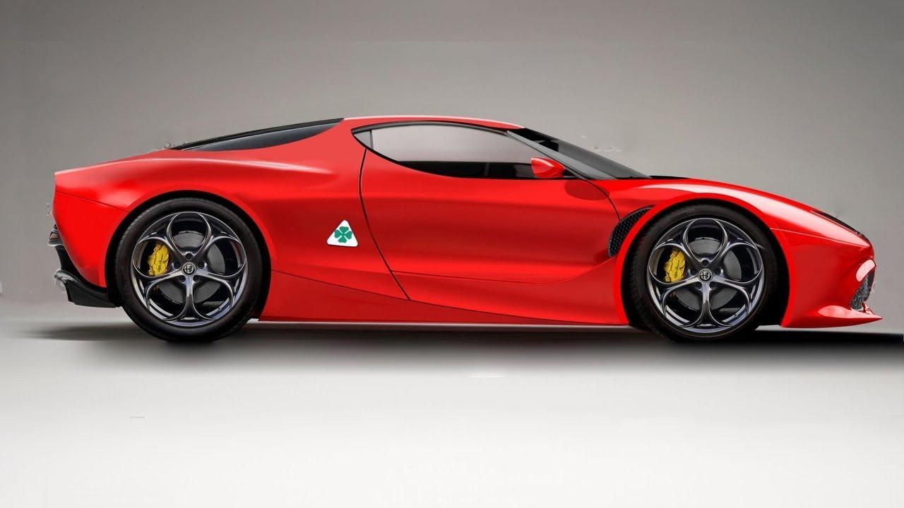 Nova Alfa Romeo 8C sa preko 800 ks?
