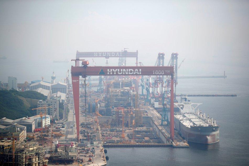 """Ulsan – """"Hyundai grad"""" mračne perspektive"""